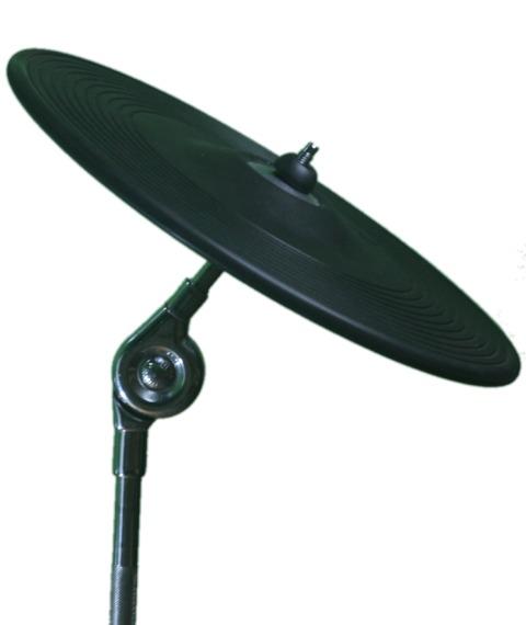 electronic splash cymbal