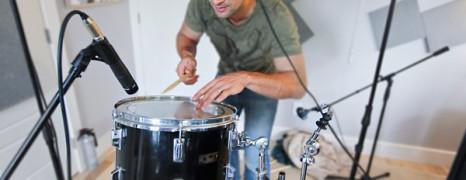 50 Best Acoustic Drum Kit Samples