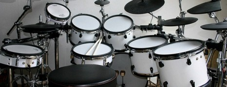 Most beautiful DIY electronic drum kits