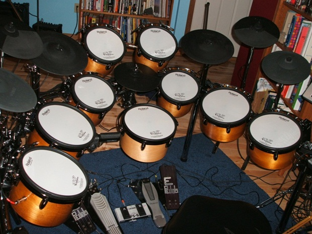 Most beautiful diy electronic drum kits drum signals electronic jimfiore solutioingenieria Gallery