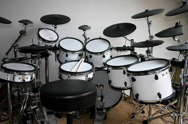 Most beautiful diy electronic drum kits drum signals electronic ericdrumz solutioingenieria Images