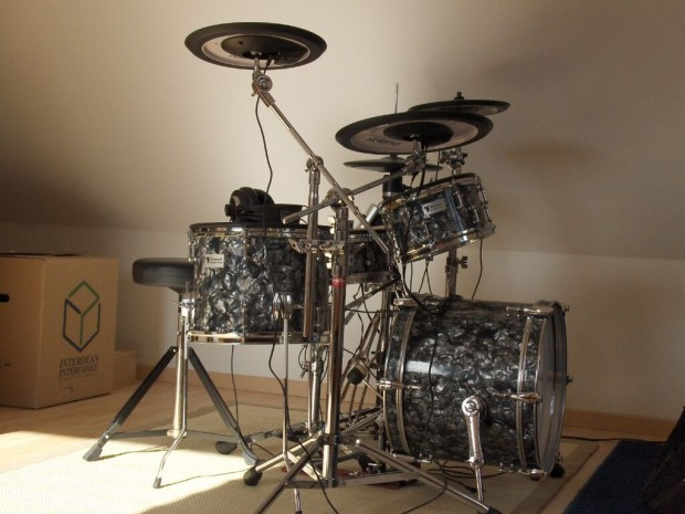 Most beautiful diy electronic drum kits drum signals electronic hueni solutioingenieria Images